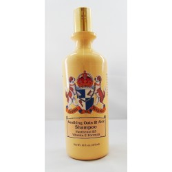 Soothing Oats & Aloe Shampoo CROWN ROYALE
