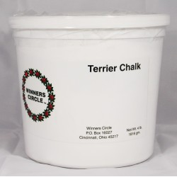 Terrier Chalk WINNERS CIRCLE