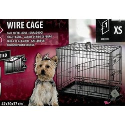 Cage Métal Pliante 2 Portes...