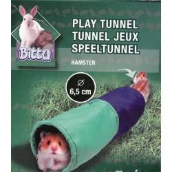 Tunnel Hamster