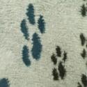 Dog Dry Bedding Motif à Pattes