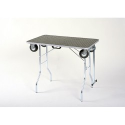 Table de Toilettage avec Roues ESSEGI